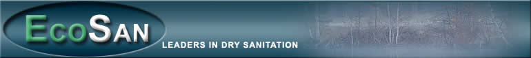 Own waterless toilet factory page banner